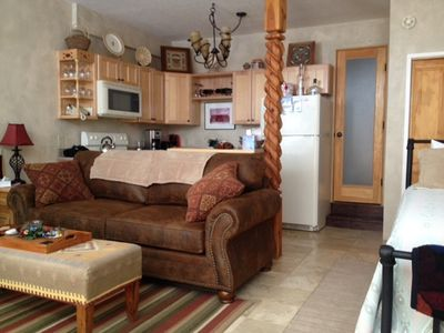 Photo for 1BR Condo Vacation Rental in Taos Ski Valley, New Mexico