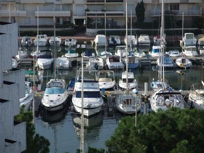 Photo for Marina Apartment for 4 in Canet plage 4mins walk from beach with FREE WiFi