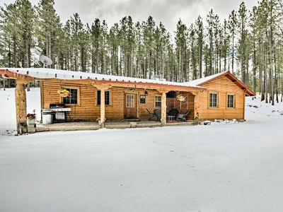 Photo for Cozy Jemez Springs Cabin Near Hiking & Hot Springs