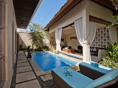 Photo for 2 Bedroom Villa 2, Near Pererenan Beach;