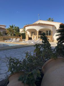 Photo for Beautiful, quiet family villa situated in an area of outstanding natural beauty