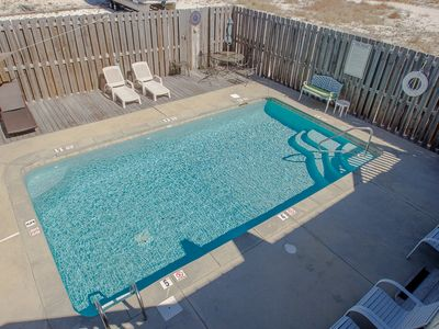 POOL! 2nd Tier w/ AWESOME VIEWS!