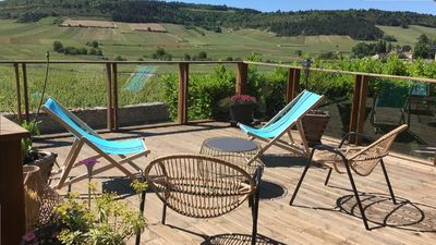 Photo for Villa Deck - Meursault (10min from Beaune)