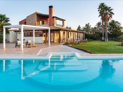 Photo for Panoramic Villa Heaven to rent in Trapani (Sicily) by My Rental Homes