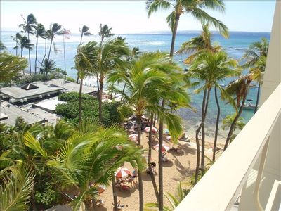 Photo for Colony Surf Condo with Gorgeous Beach and Diamond Head Views!
