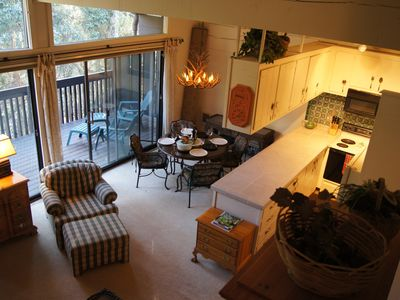 Photo for Cozy, Charming Condo in East Vail: 2BR/2Bath+LOFT Mountain View on Gore Creek!