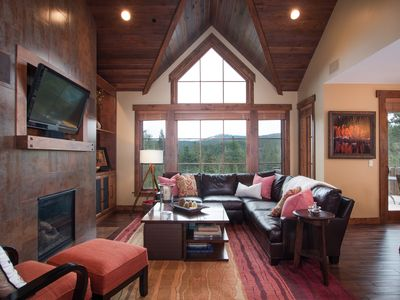 Photo for Luxury Village at Northstar Residence - Private Hot Tub! -  Village Walk 7225