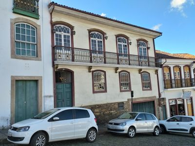 Photo for Historical house, 5 rooms in the historical center of Ouro Preto.