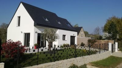 Photo for 3BR House Vacation Rental in Le Tour-du-Parc, Bretagne