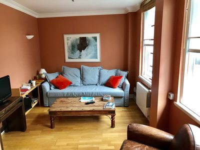 Photo for Delightful 1-Bed Apartment in Bloomsbury, Central London