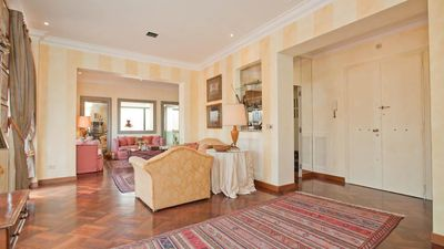 Photo for Wonderful Penthouse Trevi, with three terraces with views of the whole of Rome, this beautiful ...