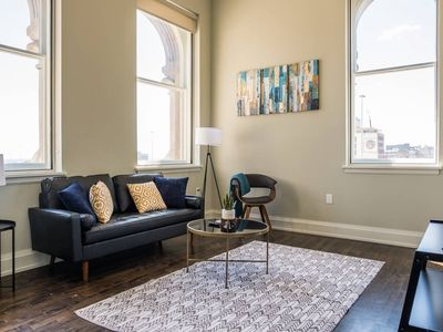 Photo for 1BR Apartment Vacation Rental in Milwaukee, Wisconsin