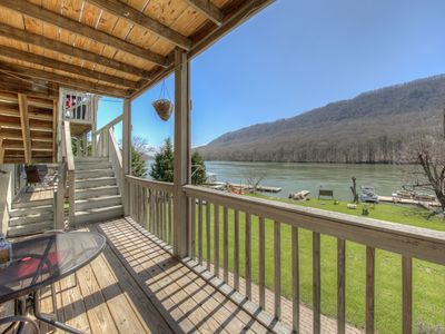 Photo for Unit C | River Gorge Condo - Free Kayak/Sup 10 Minutes to Downtown