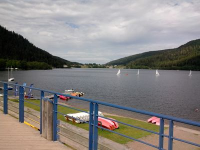 Photo for Apartment overlooking Gerardmer