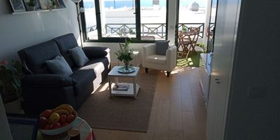 Photo for HEOL MOR Apartment, like at home, in the sun with the pool and the sea view
