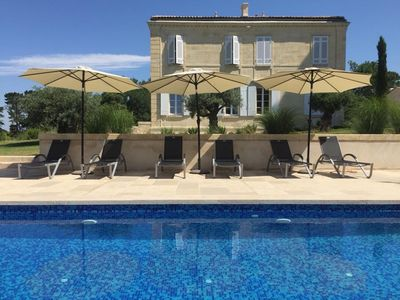 Photo for Bed and Breakfast Cyprés -15 minutes from downtown Bordeaux