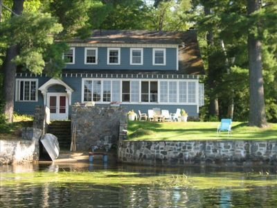 Photo for Special Lakefront Family Vacation Rental