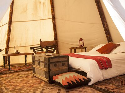 Photo for Anazasi Glamping Tipii