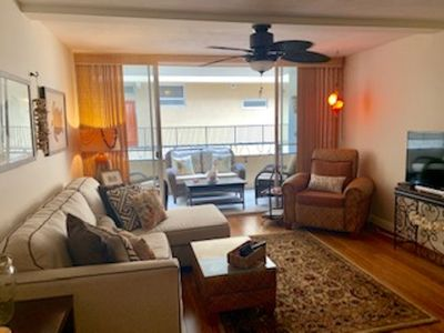 Photo for Beautiful Renovated Condo In The Heart Of Waikiki.