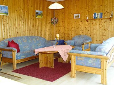 Photo for Log cabin large - guest house Frank