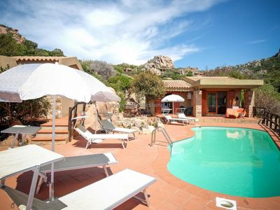 Photo for Apartment in Costa Paradiso with pool