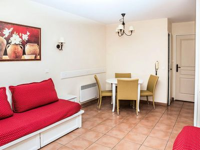 Photo for Residence Pont Royal en Provence - 2 room apartment 4/5 people Selection