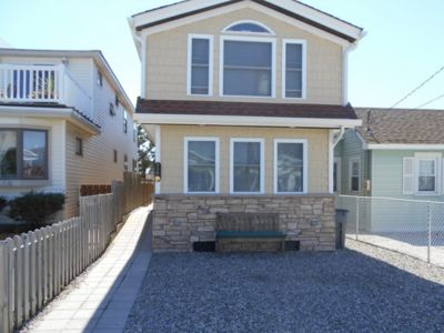 Photo for Steps to Sand - LBI Cottage Beach Block