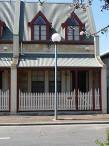 Photo for Villa on Louisa 3 bedroom townhouse south east corner of  Adelaide city