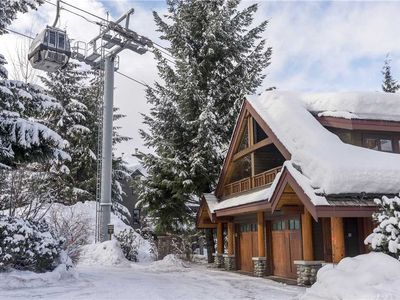 Photo for Cedar Hollow Unit #4 - SKI IN/SKI OUT or walk to village! - Private Hot Tub, Free Parking & WIFI!