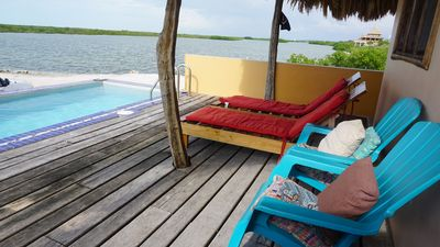 Photo for 1BR Villa Vacation Rental in Tres Cocos, Ambergris Caye