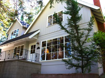 Photo for NEW! Relax in a family-friendly, mid-century charmer cabin. WiFi & Cable