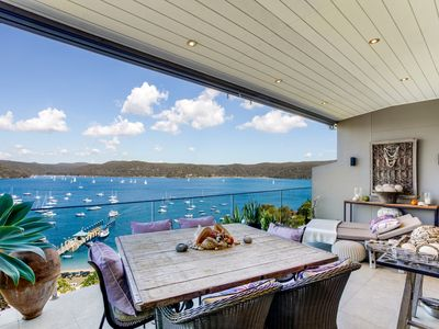 Photo for Pittwater Elegance  - Palm Beach, NSW