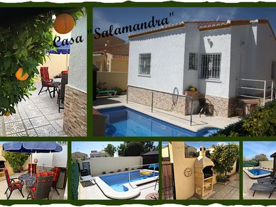 Photo for Holidays on the Costa Blanca - Detached house with its own private pool