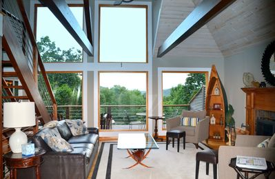 Photo for A Contemporary Mountain Retreat, NO Deposit Required, Sleeps 8, a VRBO Bear stay