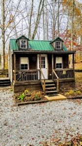 Front of Little Cabin