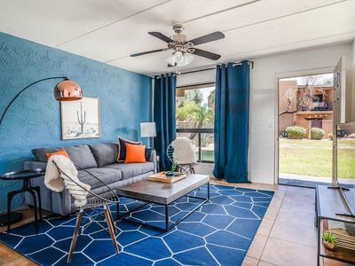 Photo for Colorful 3BR | Pool | Scottsdale by WanderJaunt
