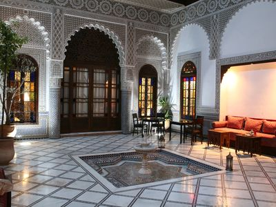 Photo for 8BR Riad Vacation Rental in fes medina