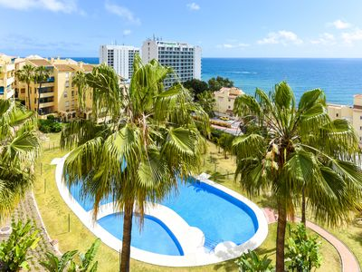 Photo for 1BR Apartment Vacation Rental in Benalmadena costa