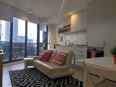 Photo for Homely Getaways in South Yarra