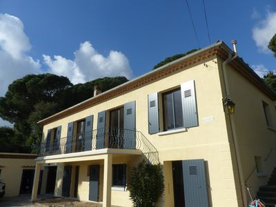 Photo for BEAUTIFUL VILLA WITH SWIMMING POOL IN BORMES LES MIMOSAS