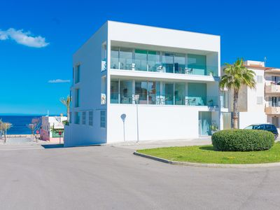 Photo for VILLA MAR - Chalet with sea views in Can Picafort.