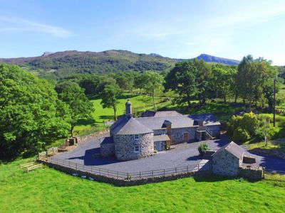 Photo for Vacation home Sterin in Dolgellau - 4 persons, 2 bedrooms