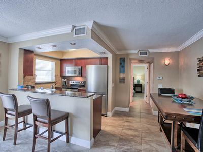 Photo for Tarpon Bay a Newly remodeled 1 Bedroom 1 Bathroom on the intracostal waterway