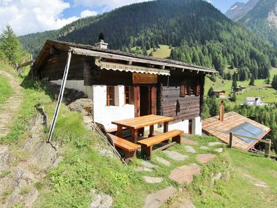 Photo for Beautiful Chalet in Binn with Parking
