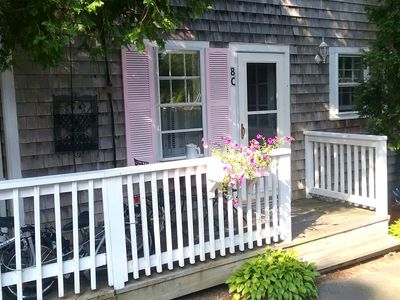 Photo for NEW LISTING! Captain Gosnold Village - Studio Cottage (Unit 8C) - Walk to Beach & Main Street