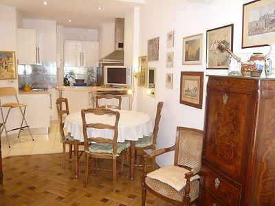 Photo for Apartment Gambetta  in Nice, Cote d'Azur - 2 persons, 1 bedroom