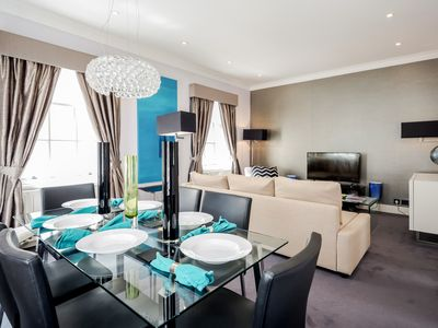 Photo for MAYFAIR · ✪ King Bed Duplex ✪: 5-Star Stay in Mayfair