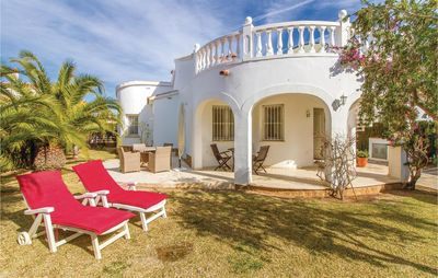 Photo for 2 bedroom accommodation in Denia-Les Deveses