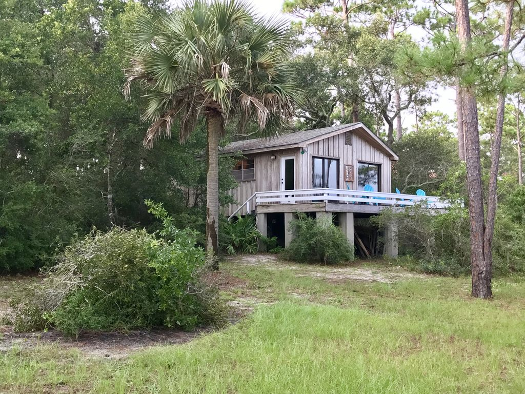 One bedroom secluded cottage in perdido beach elberta for 1 bedroom cottage