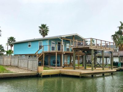 Photo for Palm Breeze Canal Home w/ Kayaks & Bicycles (Sleeps 10)